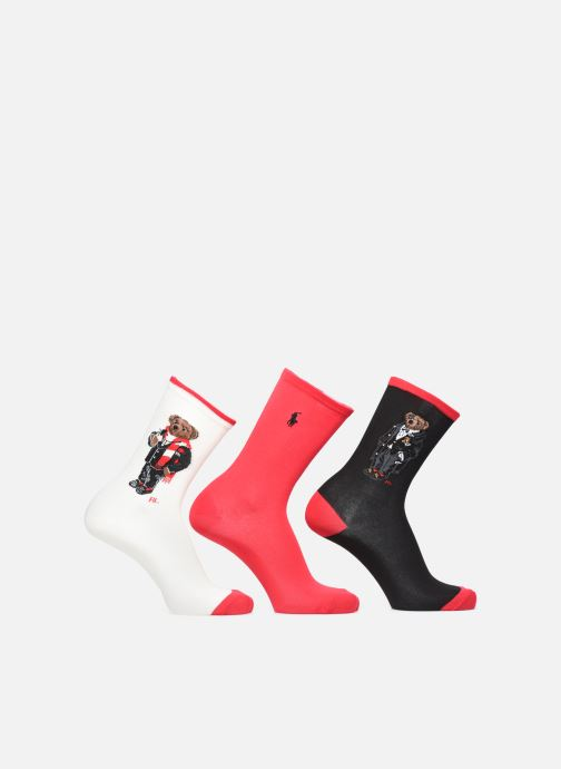Socken & Strumpfhosen Polo Ralph Lauren GIFT BOX2-SOCKS schwarz detaillierte ansicht/modell