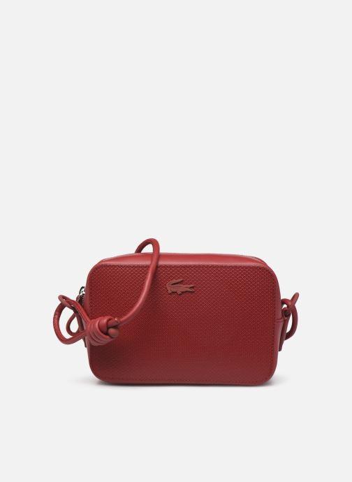 Handtaschen Lacoste Chantaco Square Crossover Bag weinrot detaillierte ansicht/modell