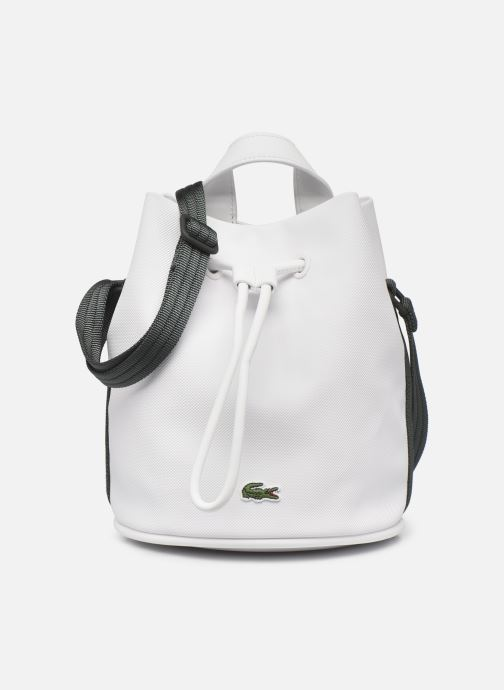 Court Line S Bucket Bag
