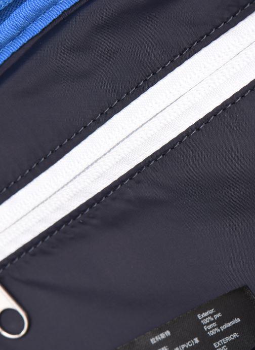 Bolsos de hombre Lacoste Lcst S Flat Crossover Bag Azul vistra trasera