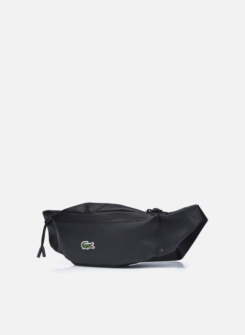 Herrentaschen Lacoste Lcst Waistbag schwarz schuhe getragen