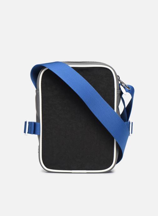 Herrentaschen Lacoste Lcst Camera Bag schwarz ansicht von vorne