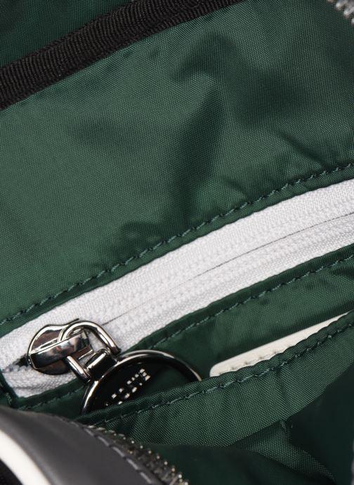 Borse uomo Lacoste Lcst Camera Bag Nero immagine posteriore