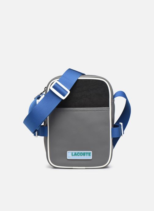 Herrentaschen Lacoste Lcst Camera Bag schwarz detaillierte ansicht/modell