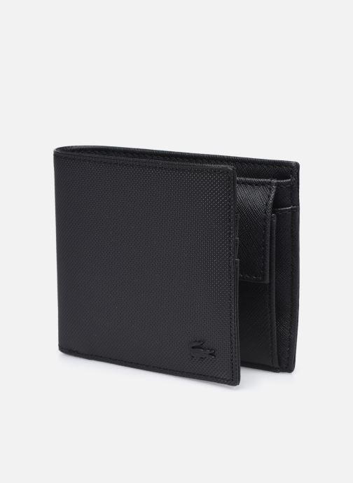 Portemonnaies & Clutches Lacoste Men'S Classic S Billfold Coin schwarz schuhe getragen