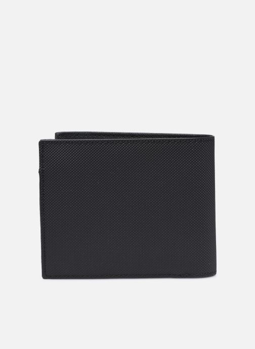 Portemonnaies & Clutches Lacoste Men'S Classic S Billfold Coin schwarz ansicht von vorne