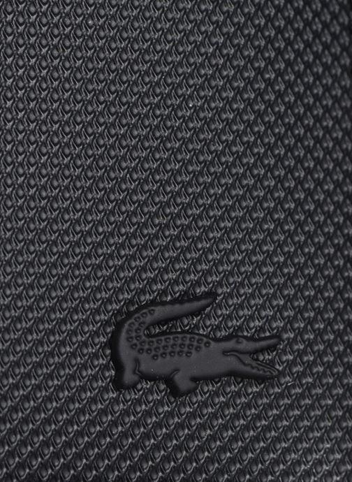 Portemonnaies & Clutches Lacoste Men'S Classic S Billfold Coin schwarz ansicht von hinten