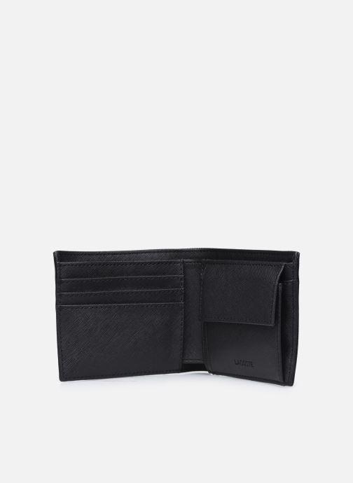 Portemonnaies & Clutches Lacoste Men'S Classic S Billfold Coin schwarz ansicht von links