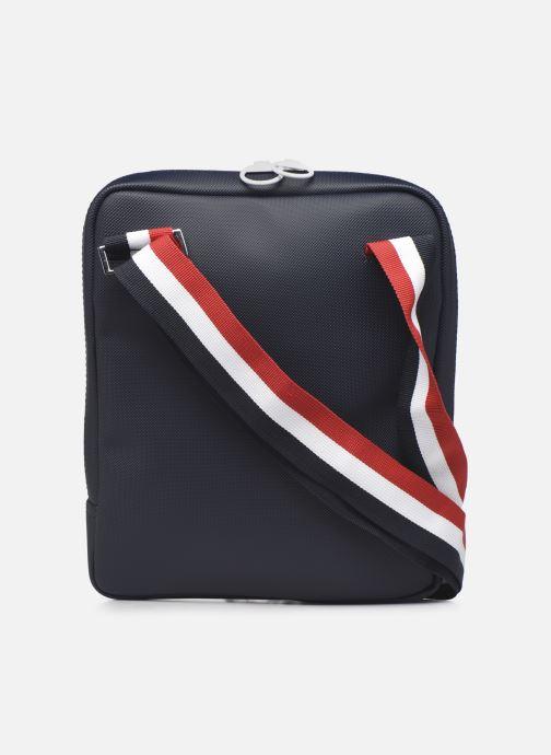 Sacs homme Lacoste Men'S Classic Seasonal Crossover Bag Bleu vue face