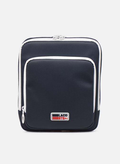Sacs homme Lacoste Men'S Classic Seasonal Crossover Bag Bleu vue détail/paire