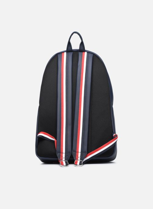 Sacs à dos Lacoste Men'S Classic Seasonal Backpack Bleu vue face