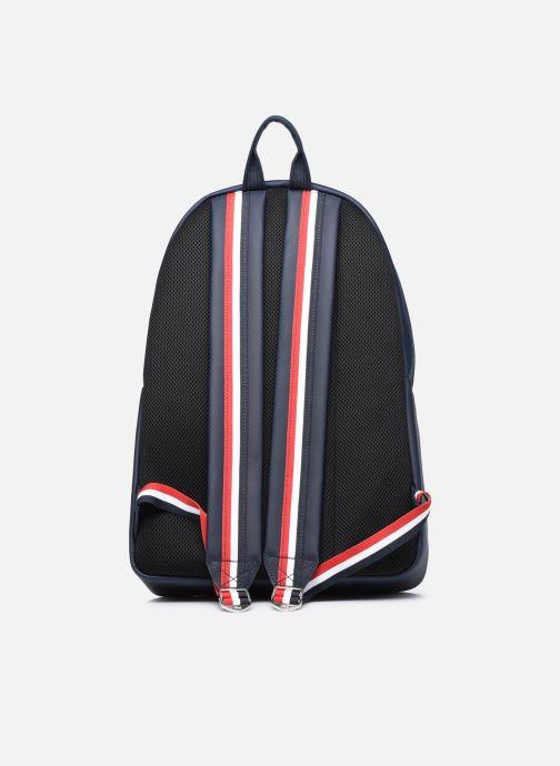 Mochilas Lacoste Men'S Classic Seasonal Backpack Azul vista de frente