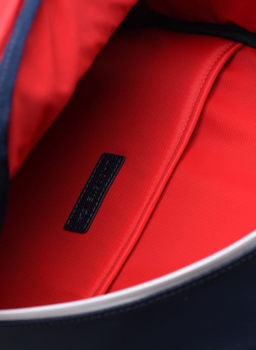 Rucksäcke Lacoste Men'S Classic Seasonal Backpack blau ansicht von hinten