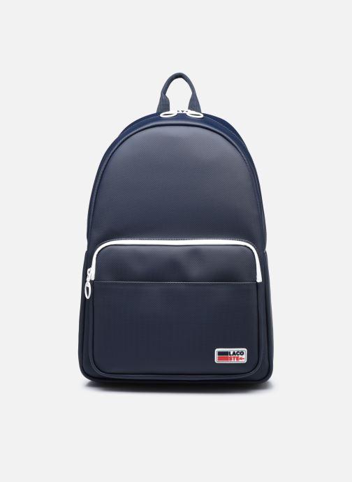 Mochilas Lacoste Men'S Classic Seasonal Backpack Azul vista de detalle / par