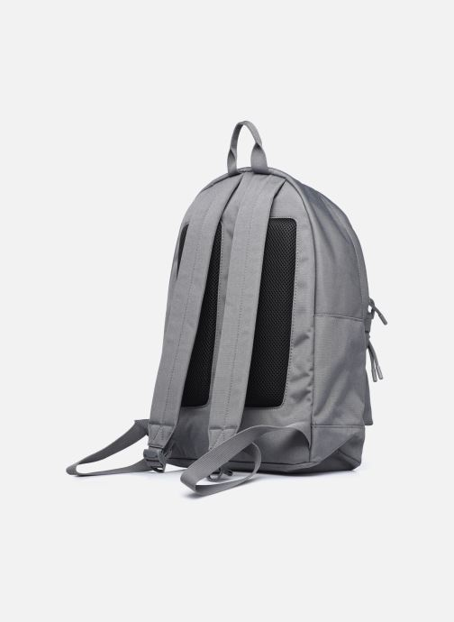 Sacs à dos Lacoste Neocroc Seasonal Backpack Gris vue droite