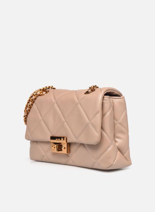 Handtaschen Aldo ALOJA braun schuhe getragen