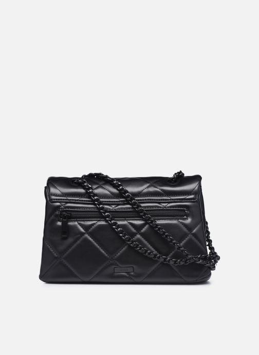 Handtaschen Aldo ALOJA schwarz ansicht von vorne