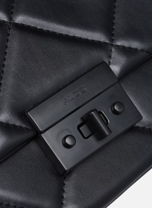 Handtaschen Aldo ALOJA schwarz ansicht von links