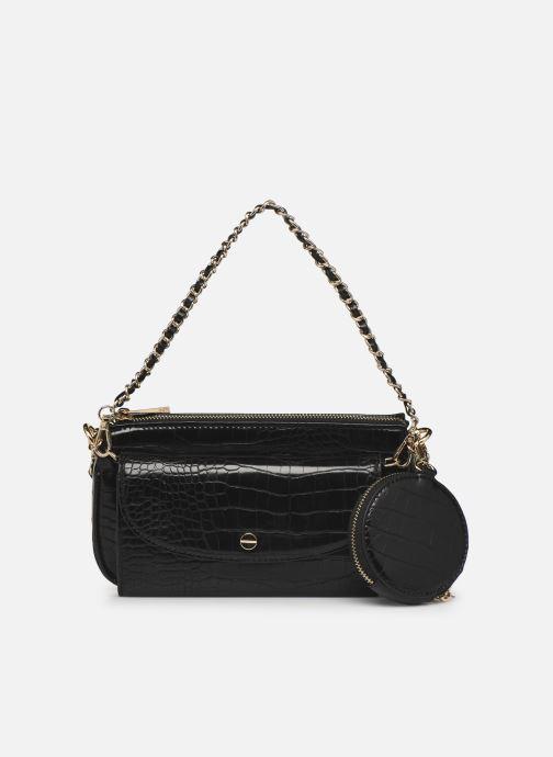 Handtaschen Aldo DINNA schwarz ansicht von links