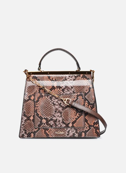 Handtaschen Aldo RAMELLI braun ansicht von vorne