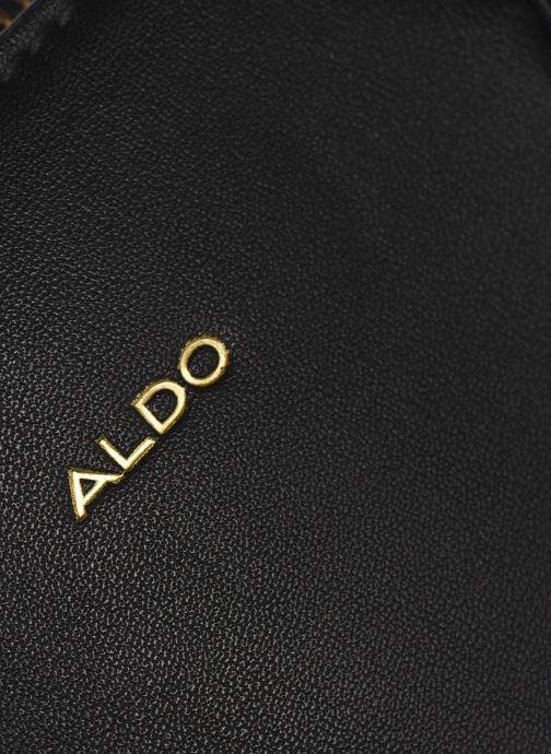 Handtaschen Aldo FRATELLINI schwarz ansicht von links