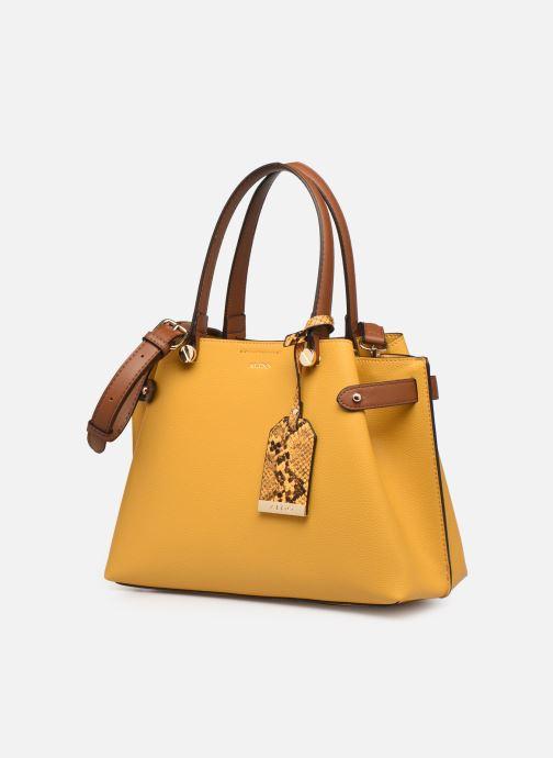 Handtaschen Aldo GLAMM gelb schuhe getragen