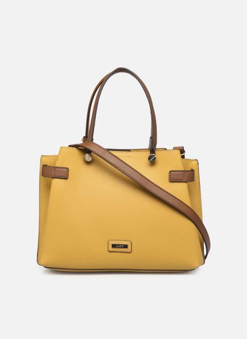 Handtaschen Aldo GLAMM gelb ansicht von vorne