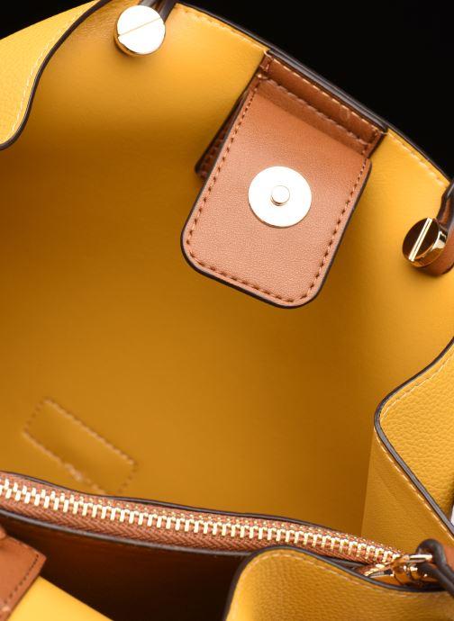 Handtaschen Aldo GLAMM gelb ansicht von hinten