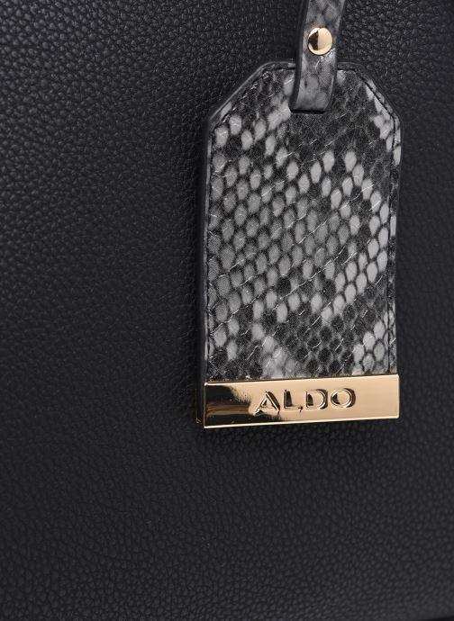 Handtaschen Aldo GLAMM schwarz ansicht von links
