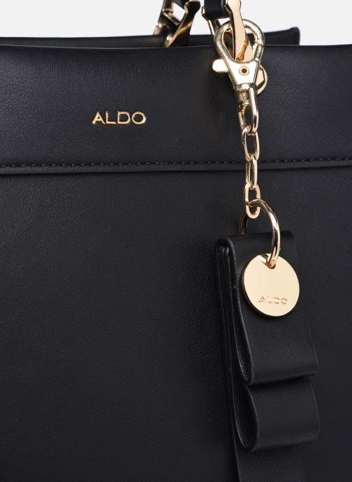 Handtaschen Aldo PALINA schwarz ansicht von links