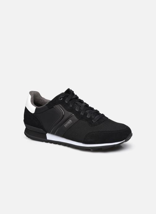 Sneakers BOSS Parkour Runn nymx Zwart detail