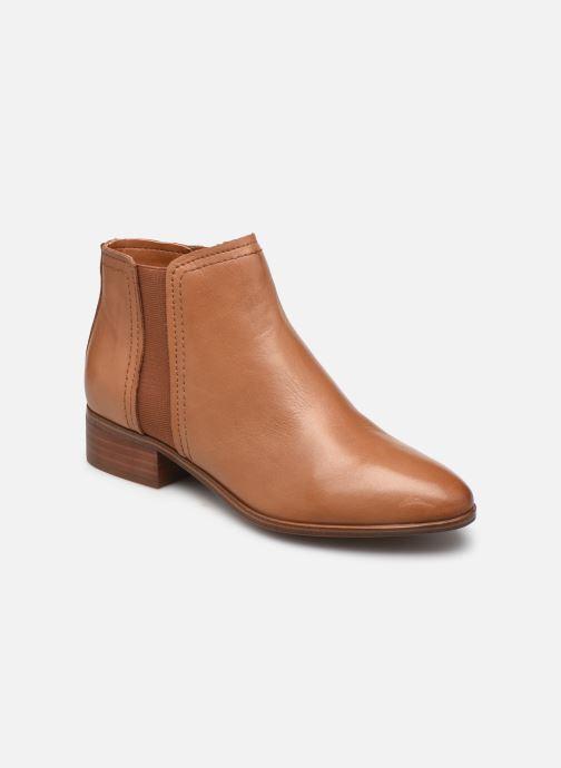 Bottines et boots Aldo LARECAJA Marron vue détail/paire