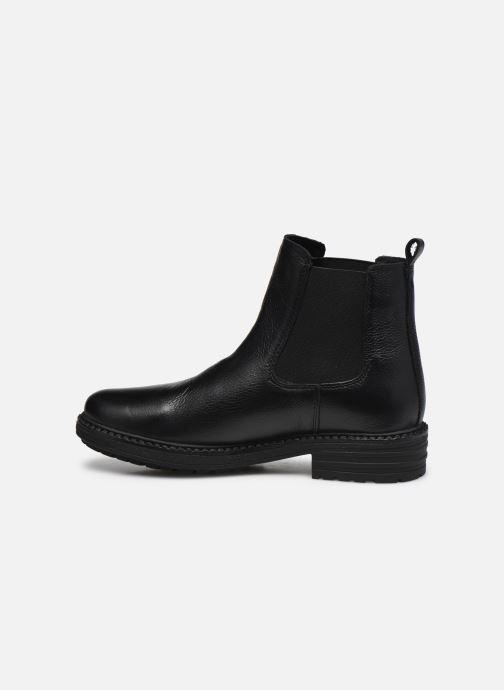 Bottines et boots Aldo AUBREY Noir vue face