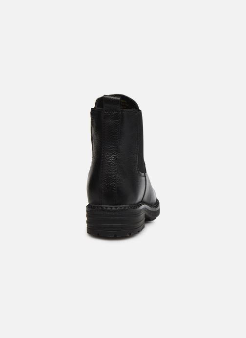 Bottines et boots Aldo AUBREY Noir vue droite