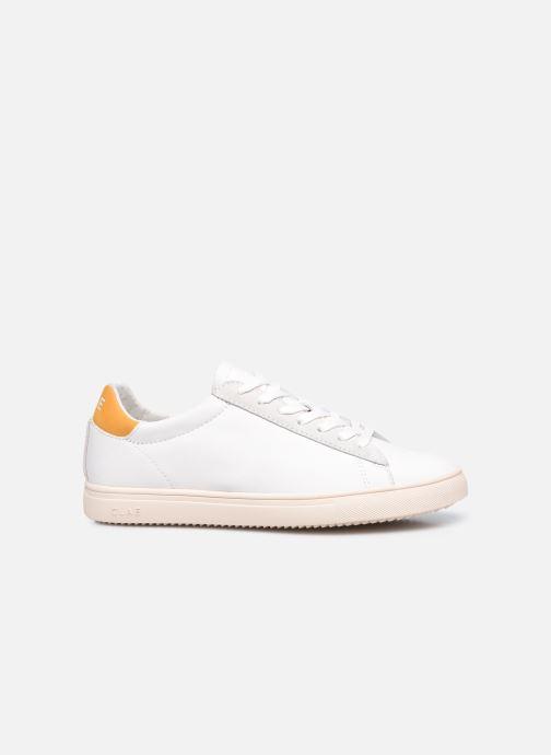 Sneakers Clae Bradley California W Bianco immagine posteriore