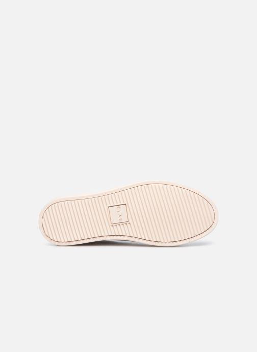 Sneakers Clae Bradley California W Bianco immagine dall'alto