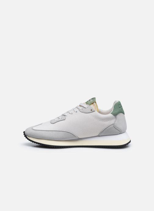 Sneaker Clae Runyon W grau ansicht von vorne