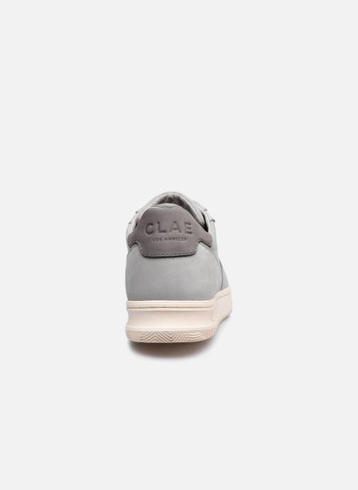 Sneakers Clae Malone M Grigio immagine destra