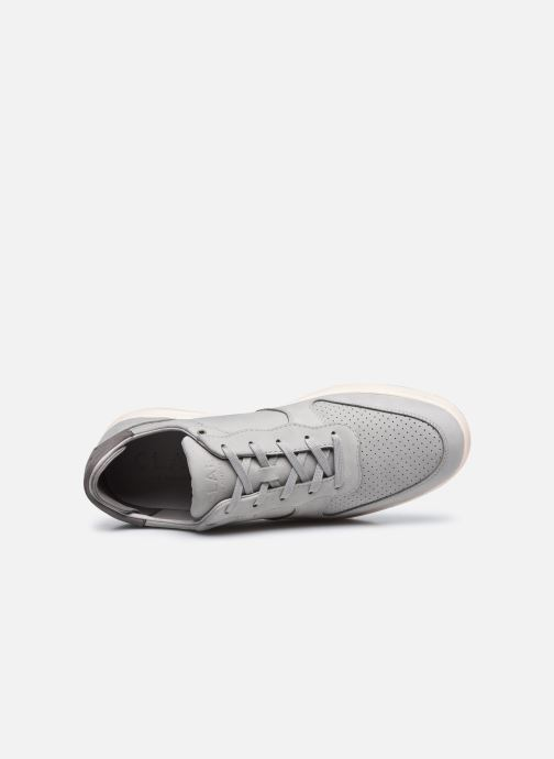Sneakers Clae Malone M Grigio immagine sinistra