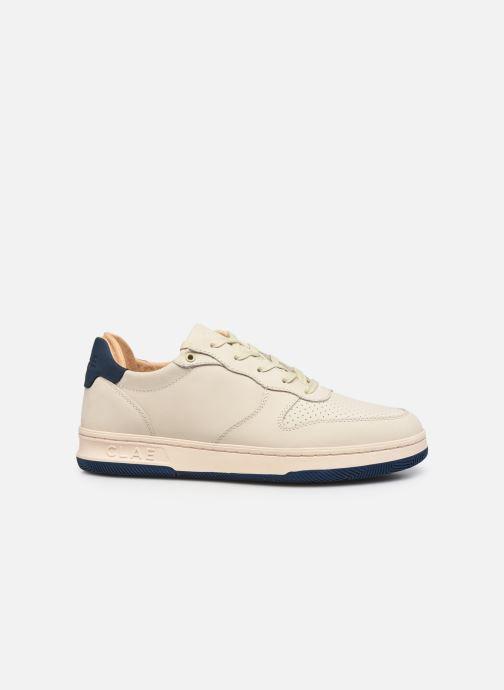 Sneaker Clae Malone M beige ansicht von hinten