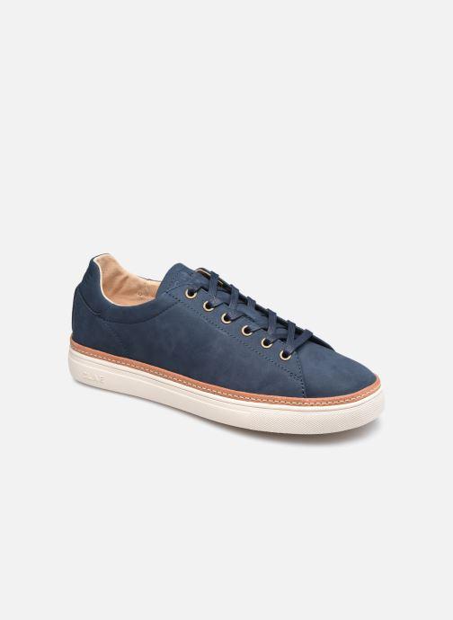 Sneaker Clae Bradley Welt blau detaillierte ansicht/modell
