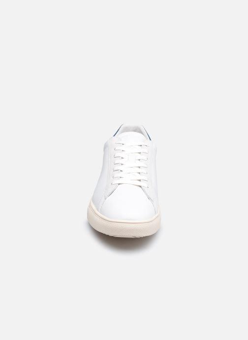 Sneakers Clae Bradley California M Bianco modello indossato