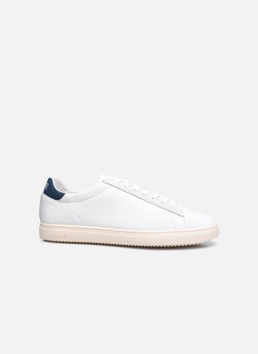 Sneakers Clae Bradley California M Bianco immagine posteriore