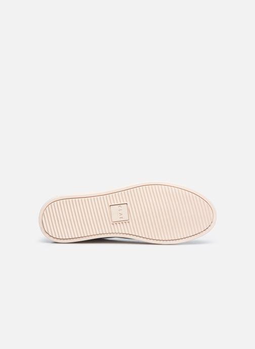 Sneakers Clae Bradley California M Bianco immagine dall'alto