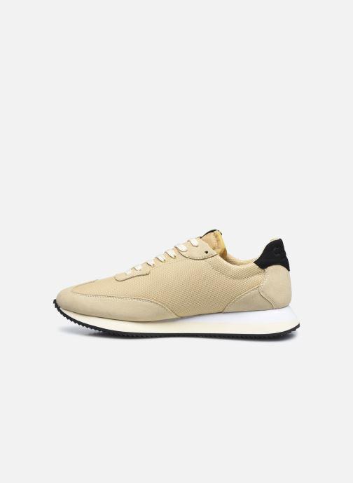 Sneaker Clae Runyon M beige ansicht von vorne