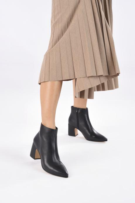 Stiefeletten & Boots Aldo KISSA schwarz ansicht von unten / tasche getragen