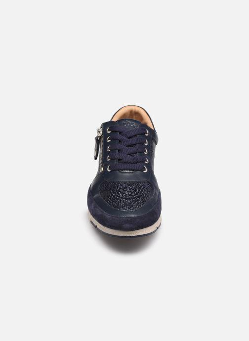 Baskets TBS Cavanna W Bleu vue portées chaussures