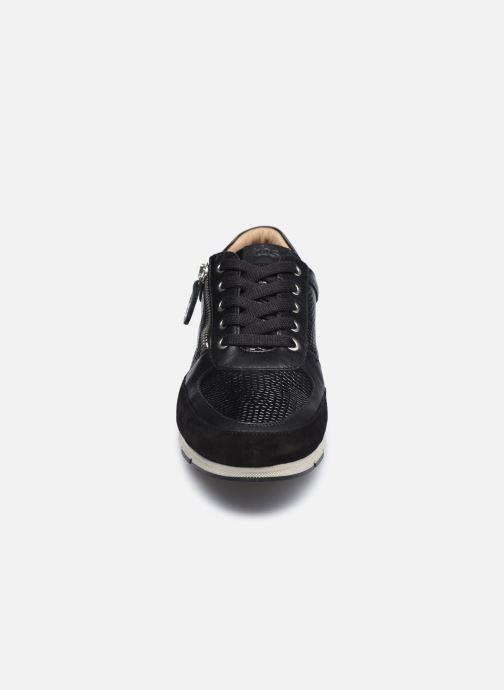 Baskets TBS Cavanna W Noir vue portées chaussures