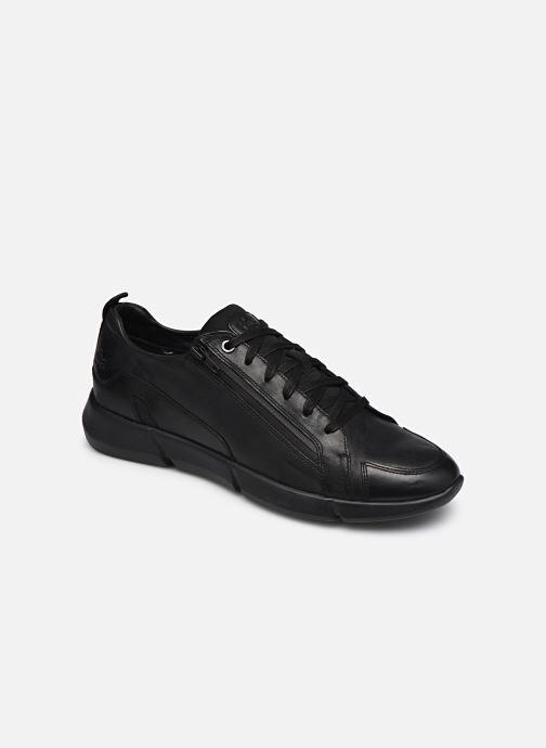 Sneakers TBS Freeman Zwart detail