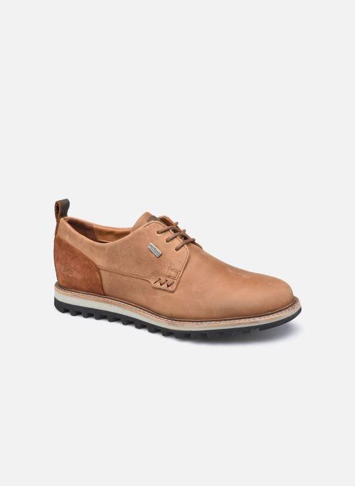 Zapatos con cordones TBS Hastiin Marrón vista de detalle / par